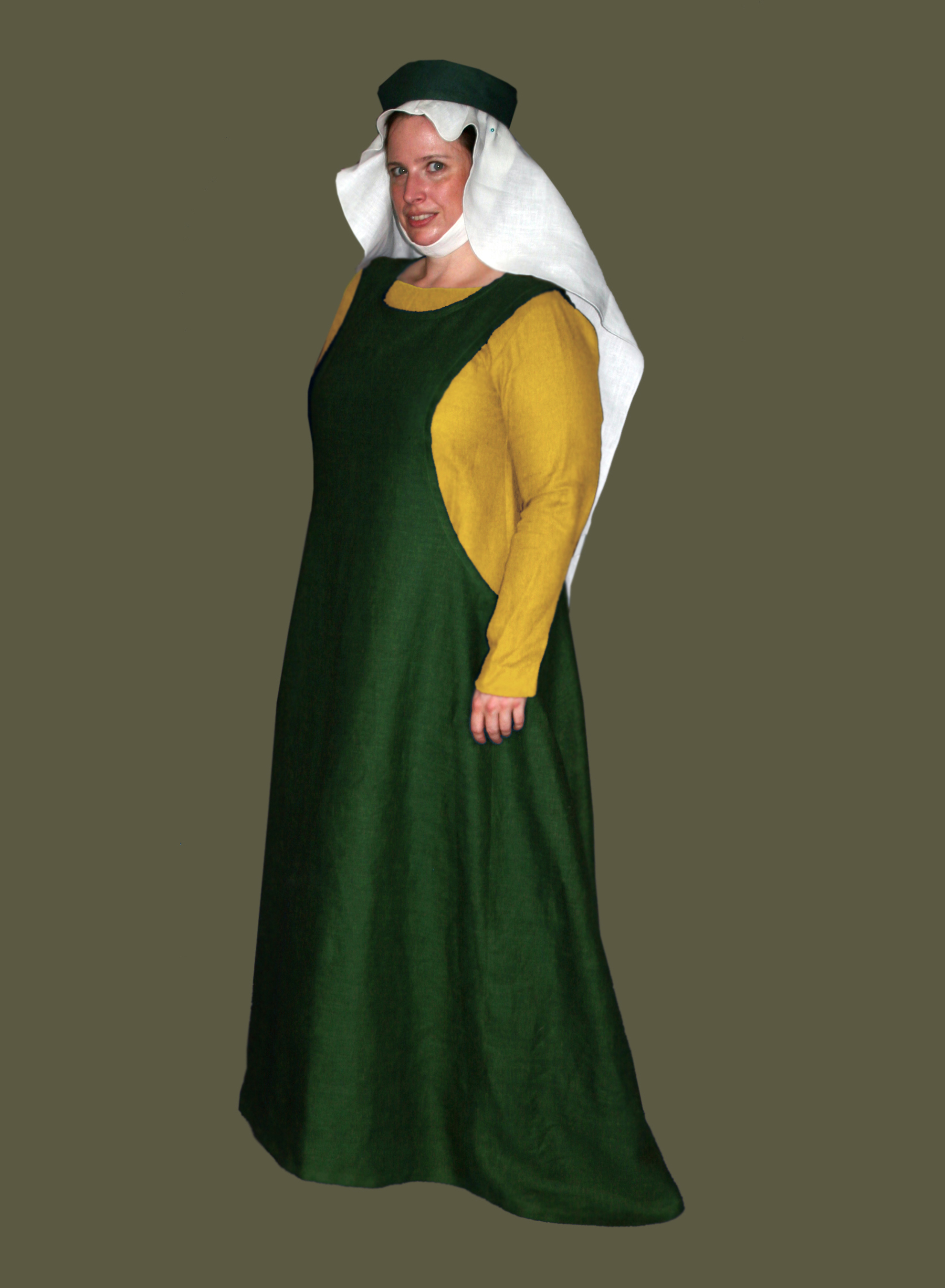 Womens Medieval Tabard