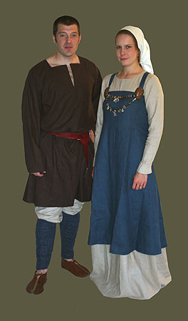 Revival Clothing Company Viking Women S Wool Full Wardrobe